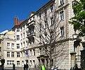 Berlin, Mitte, Grosse Hamburger Strasse 30-31, Wohnhaus der Sophiengemeinde.jpg