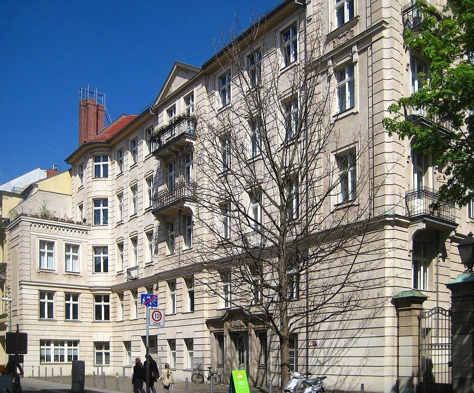 datei berlin mitte grosse hamburger strasse 30 31 wohnhaus der wikipedia. Black Bedroom Furniture Sets. Home Design Ideas