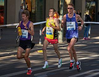 Philipp Pflieger Berlin Marathon