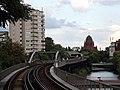 Berlin - U1 Moeckernbruecke (U1 Underground Line, Moeckern Bridge) - geo.hlipp.de - 26241.jpg