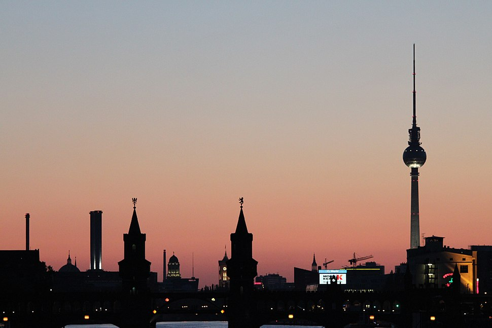 Berlin Panorama 2010