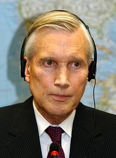 Ben Bot Dutch diplomat