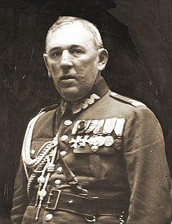 Bernard Mond Polish general
