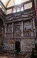 Bernardino contin, monumento funebre di caterina cornaro, regina di cipro, 1580 ca. 01.jpg