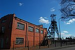 Bersham Colliery No 2 Headframe
