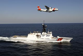 Coast guard Maritime security organization of a particular country