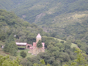 Betania Monastery - The Betania monastery (general view)