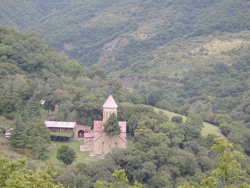 El monasterio de Betania