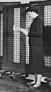 Betty Holberton American computer programmer