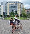 Bicycle Bistro, by Circo Rum Ba Ba (27604245843).jpg