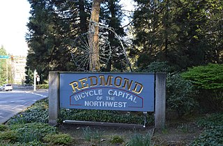 Redmond, Washington City in Washington, United States