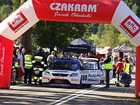 Bieszczady Mountain Racing 2009 in Wujskie 3.JPG