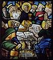 Bieuzy (56) Église Notre-Dame Vitrail 07.JPG