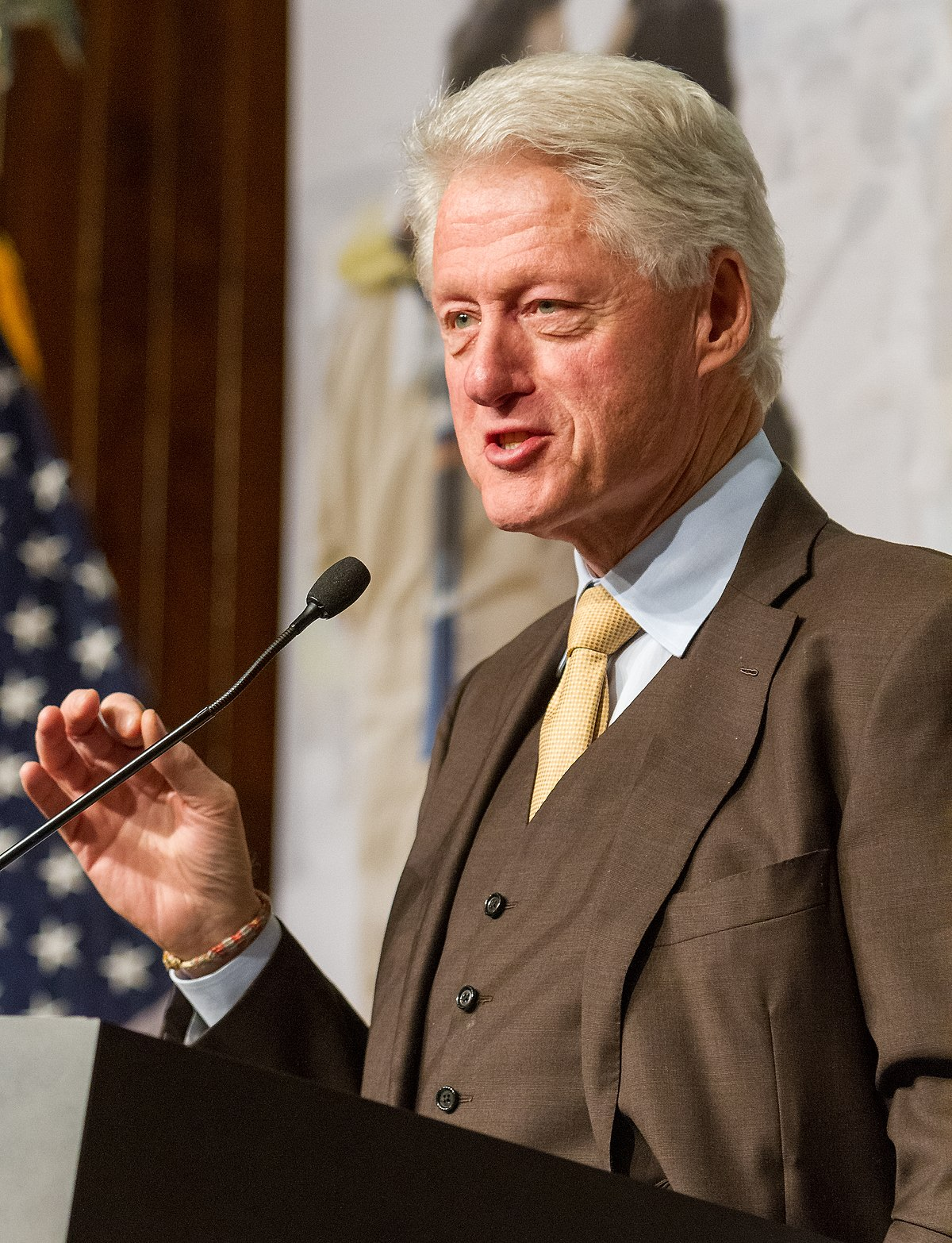Bill Clinton Wikipedia - Wikipedia bill clinton