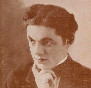 Billy West (silent film actor) - West in 1917