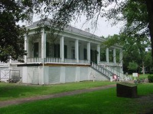 National Register of Historic Places listings in Harrison County, Mississippi - Image: Biloxi MS Beauvoir