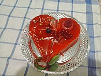 Birthday cakes of Italy 02
