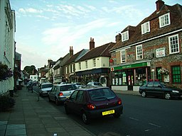 Bishop's Waltham High Street.JPG