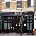 Black Cherry, 21 Lordship Lane, London SE22 8EW.JPG