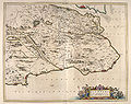 Blaeu - Atlas of Scotland 1654 - FIFÆ PARS ORIENTALIS - The East Part of Fife.jpg