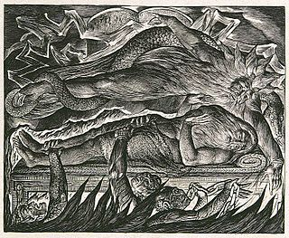 William Blakes <i>Illustrations of the Book of Job</i>