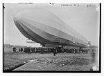 Blimp, Zeppelin No. 3, on ground LCCN2014684163.jpg