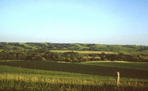 National Register of Historic Places listings in Lyon County, Iowa - Image: Blood Run Site, Iowa portion