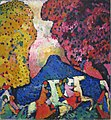 Blue Mountain by Vasily Kandinsky, 1908-09.JPG