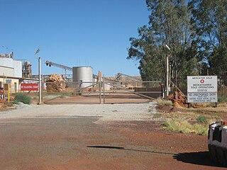Bluebird Gold Mine mine in Australia