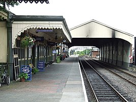 Bo'ness Railway Station