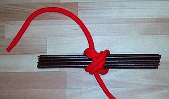 Boa knot - Image: Boa Knot Final