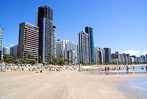 Pernambuco - Boa Viagem Beach