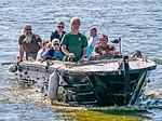 Boat, 12. Internationales Maritimes-Fahrzeugtreffen, Ribnitz-Damgarten (P1060825).jpg