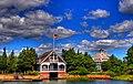 Boathouse ^ Mansion - Flickr - twoblueday.jpg