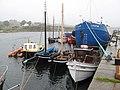 Boats at Kilkieran quay - geograph.org.uk - 1424606.jpg