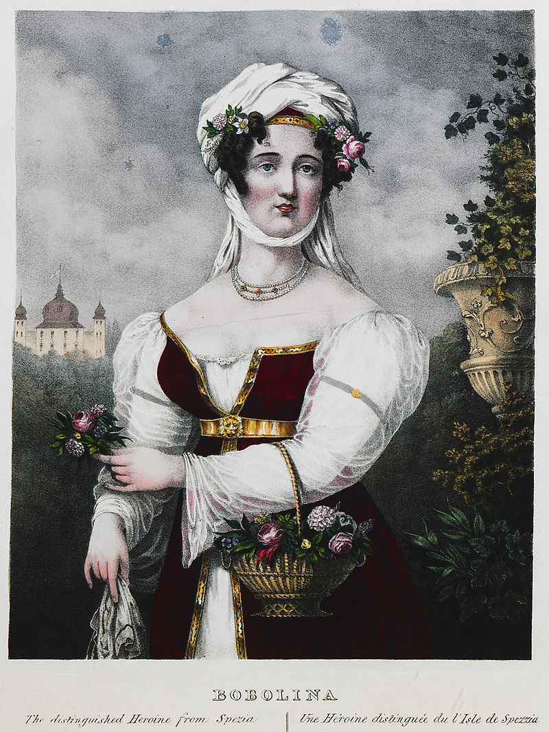 https://upload.wikimedia.org/wikipedia/commons/thumb/1/16/Bobolina%2C_The_distinguished_Heroine_from_Spezia_-_Friedel_Adam_De_-_1830.jpg/800px-Bobolina%2C_The_distinguished_Heroine_from_Spezia_-_Friedel_Adam_De_-_1830.jpg
