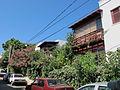 Bodrum, balconi alla ottomana.JPG