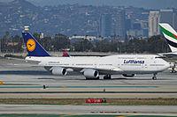D-ABYJ - B748 - Lufthansa