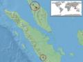 Boiga bengkuluensis distribution.png