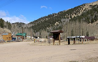 Statutory Town in State of Colorado, United States