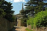 Bonnieux église haute MH.jpg