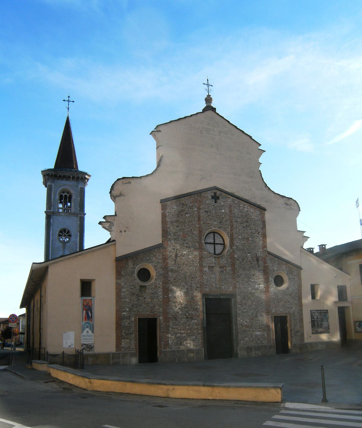 Abbaye san dalmazzo da pedona wikip dia for Materassi borgo san dalmazzo