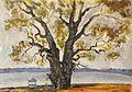 Boris Arakcheev 1986 Oak of Adam Mickiewicz.jpg