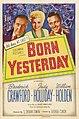 Born Yesterday (1950 poster).jpg