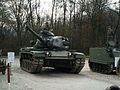 Bosnian M60 A3 tank