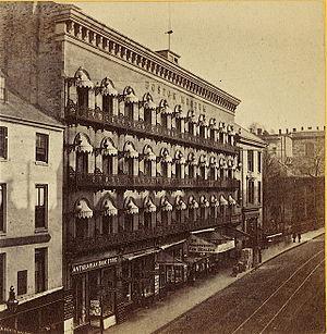 Joseph L. Bates - Boston Museum