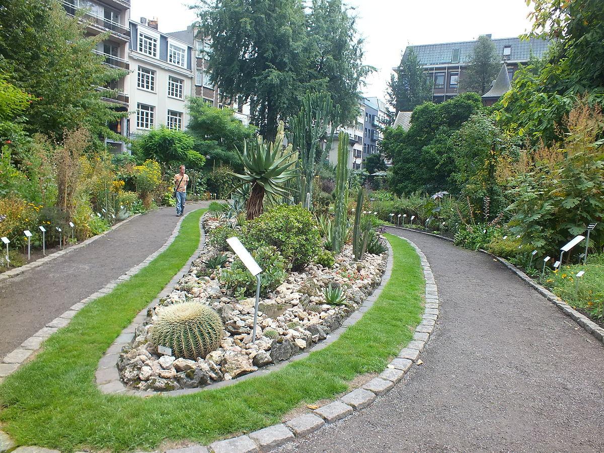 Plantentuin antwerpen wikipedia for Opleiding tuin
