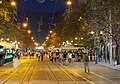 Boulevard Vitosha at night, Sofia PD 2012 20.jpg