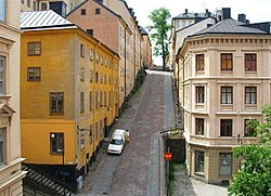 Une visite virtuelle de Stockholm? dans La Suède 250px-Br%C3%A4nnkyrkagatan_S%C3%B6dermalm_Stockholm_2005-06-17