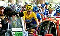 Bradley Wiggins leads the Tour de France.jpg